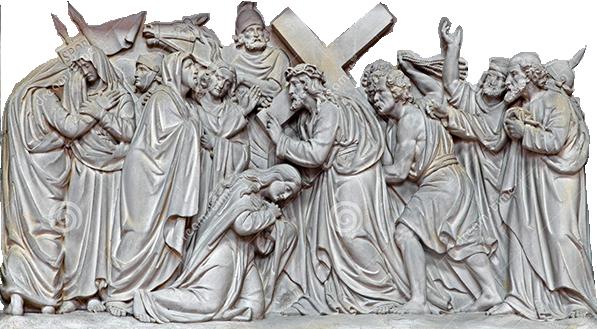 stone-relief